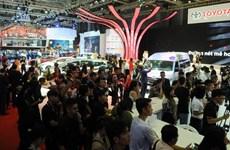 Automobile : 15 grandes marques participeront au Vietnam Motor Show 2019