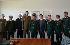 Promouvoir la coopération entre le Vietnam et l'Australie dans la défense