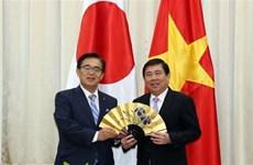 Ho Chi Minh-Ville et la préfecture japonaise d'Aichi dynamisent leur coopération