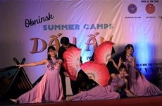 Le camp d'été Obninsk, un terrain de jeu pour les étudiants vietnamiens en Russie