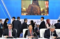 Le Vietnam participe à la MSEAP-4 au Kazakhstan