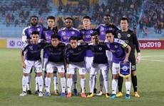 Finale interzonale de la Coupe de l'AFC 2019 : match nul entre Hanoi FC et 25.4 SC