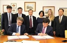 Le Vietnam et l'Italie stimulent leur coopération dans la lutte contre la corruption
