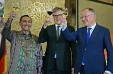 L'Indonésie et l'Allemagne coopéreront dans la production de véhicules électriques