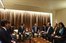Les relations Vietnam – Japon en fort développement