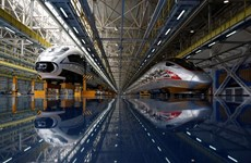La Thaïlande va réaliser un projet de ligne ferroviaire reliant trois aéroports