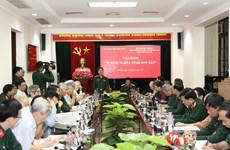 Célébration du 70e anniversaire de la Journée des soldats volontaires et experts vietnamiens au Laos