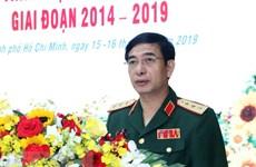 Une délégation militaire de haut rang du Vietnam en visite officielle au Cambodge