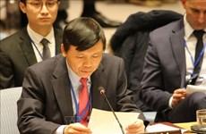 Le Vietnam soutient les processus juridiques internationaux