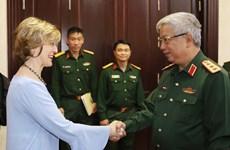 Le Vietnam et l'USAID coopèrent dans la décontamination de dioxine de l'aéroport de Bien Hoa