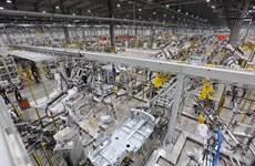 La croissance de certains secteurs a des signes de ralentissement au premier trimestre