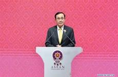 Le Premier thaïlandais annonce les résultats du 35e Sommet de l'ASEAN et des réunions connexes