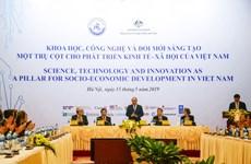L'investissement dans les sciences et technologies aide le Vietnam à devenir un tigre asiatique