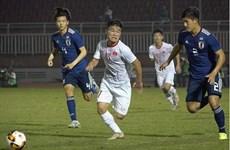 Le Vietnam remporte un billet pour la finale du Championnat d'Asie de football U19
