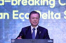 Le président sud-coréen appelle à une coopération culturelle entre la R. de Corée et l'ASEAN