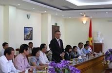 Le fonds de développement de la main-d'œuvre de la communauté des Cambodgiens voit le jour