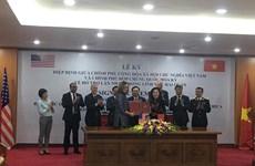 Le Vietnam et les États-Unis signent l'accord d'assistance mutuelle en matière douanière