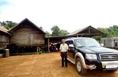 Cư Pơng, un bel exemple dans l'édification de la Nouvelle ruralité