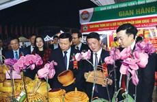 """Ouverture de la foire """"Les Vietnamiens consomment vietnamien"""" à Bac Ninh"""