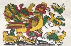 Les estampes populaires de Dong Ho, la quintessence du folklore vietnamien
