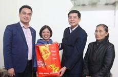 Bac Ninh : remise de cadeaux à des catholiques pauvres à l'occasion de Noël