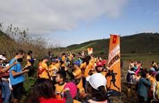 Plus de 3.000 coureurs participeront au Marathon en sentier du Vietnam 2020