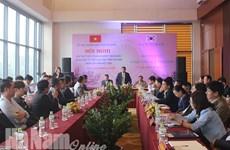 Ha Nam crée des conditions propices aux entreprises d'IDE