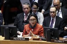L'Indonésie affirme que sa souveraineté n'est pas négociable