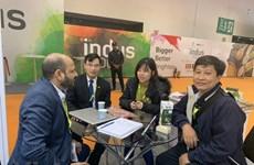 Alimentation : les entreprises vietnamiennes sondent les opportunités d'affaires en Inde