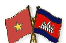 Une délégation de l'Armée royale du Cambodge adresse ses vœux du Têt à Can Tho