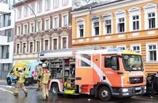 Allemagne : 12 blessés dans un incendie d'un immeuble géré par un Vietnamien