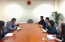 L'ambassade de la R. de Corée soutient la consommation des produits agricoles vietnamiens