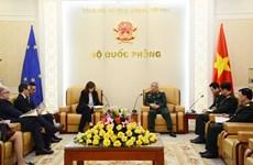 Promouvoir la coopération Vietnam – UE dans la défense