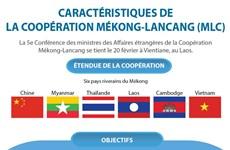 Caractéristiques de la Coopération Mékong-Lancang