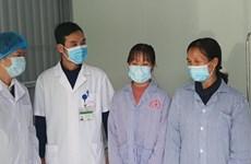 COVID-19 : deux femmes à Vinh Phuc sont sorties de l'hôpital