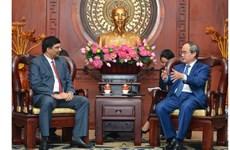 Ho Chi Minh-Ville favorise les activités des investisseurs étrangers