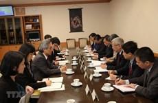 Consultation sur la défense entre le Vietnam et le Japon