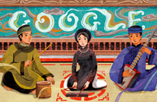 Google honore les chants des courtisanes du Vietnam