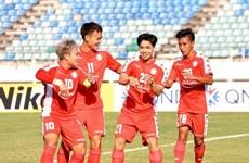 Football : le club de Ho Chi Minh –Ville figure parmi les 100 meilleures équipes d'Asie