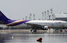 Thai Airways International suspendra ses vols pendant deux mois