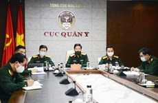 Médecine militaire: l'ASEAN discute de la coopération pour lutter contre le COVID-19