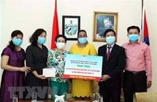 Des activités de diplomatie populaire pour combattre ensemble la pandémie de COVID-19
