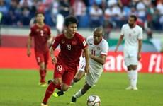 Quang Hai dans le top les meilleurs joueurs de l'Asie