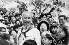 Des sud-coréens expriment leurs sentiments à l'égard du Président Ho Chi Minh