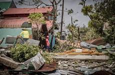 Philippines : quatre morts après le passage du typhon Vongfong