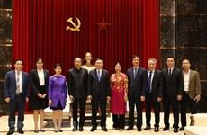 Hanoi créera un environnement favorable aux entreprises thaïlandaises