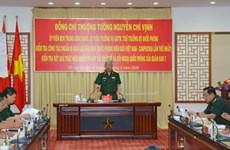 La préparation de l'échange de défense Vietnam-Cambodge va bon train