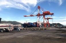 Le transport de marchandises via le port maritime de Quy Nhon en hausse de 12% en cinq mois