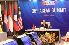 L'ASEAN s'engage à repousser les défis liés à l'épidémie et à poursuivre la coopération