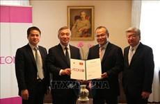 Le Fonds AEON 1% Club soutient les étudiants vietnamiens au Japon touchés par le COVID-19
